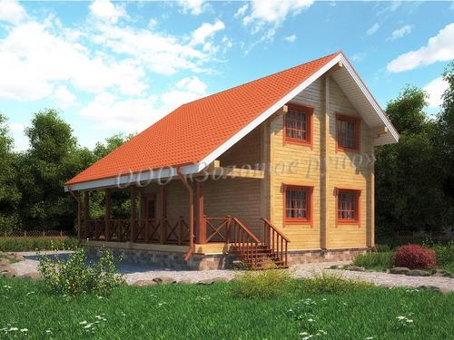 Строительство коттеджей в Калуге, строительство дома, дома
